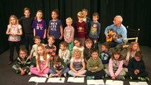 Camion des mots - Classe de CP/CE1 École Emile Felix de Saint-Vallier-de-Thiey (06)