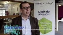 Julien Veyrier à la Digitale Alternance Agriculture organisée à Rennes