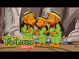 The Berenstain Bears: Get The Gimmies/Lost in a Cave - Ep.12