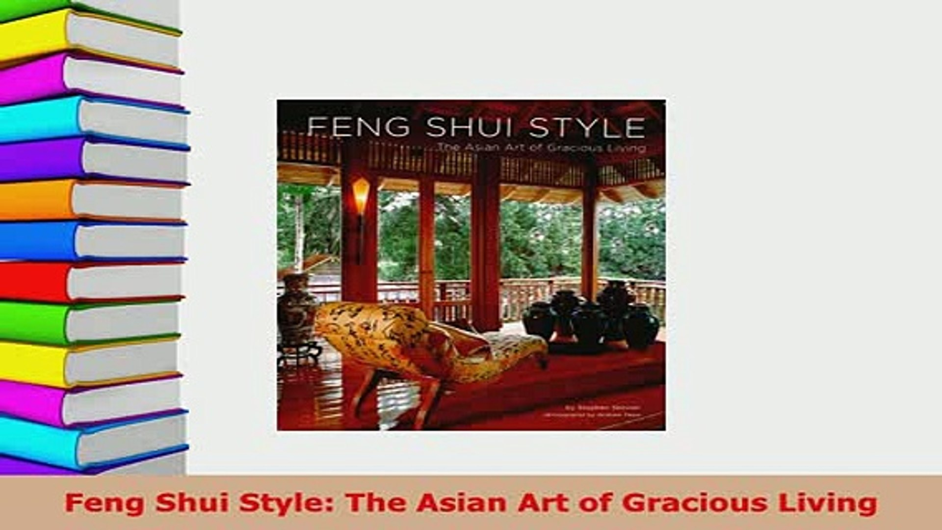 Art asian feng gracious living shui style