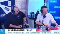 """Patrice Leconte : son fou rire gigantesque sur le tournage des """"Bronzés 3"""""""