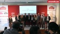 Lancement du Tour de Corse 2016 à la collectivité territoriale de Corse
