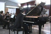 Beethoven: Piano Concerto No.  2 in B-flat major, Op. 19. Jose Pablo Quesada, Piano. (Part I)
