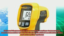 Fluke 5722 HighTemperature Infrared Thermometer with Dual