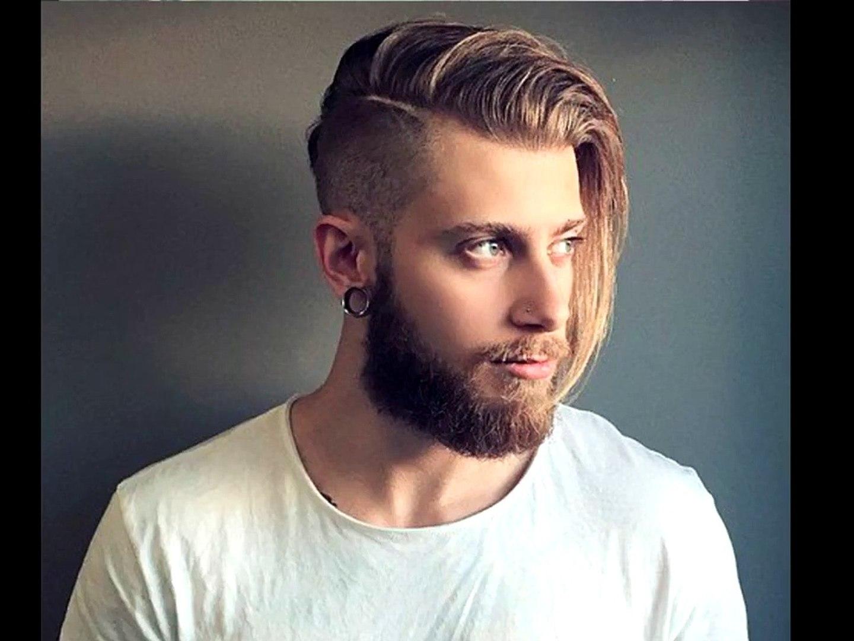 Men S Long Hair With An Undercut Video Dailymotion