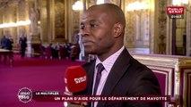 Thani Mohamed Soilihi, sénateur PS de Mayotte