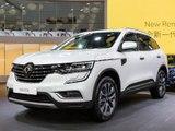 Le Renault Koleos au Salon de Pékin 2016