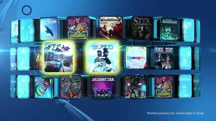 PlayStation Plus du mois de mai de