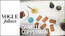 Dans la cuisine de Danielle Copperman à la Fashion Week de Londres |  #VogueFollows  | VOGUE PARIS