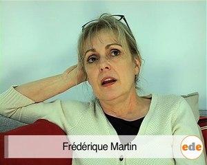 """Frédérique Martin : """"Je sais que je travaille sur une nouvelle si je connais la chute"""""""