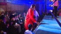 Daisuke Sekimoto, Yuko Miyamoto & Daichi Hashimoto vs. Yuji Okabayashi, Hideyoshi Kamitani & Yoshihisa Uto (4/12/16)