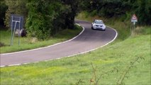 26° Rally RAAB 2014 M. Gessa - S. Pusceddu Renault Clio S1600 ERREFFE Rally Team