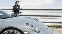 Leyendas del tenis prueban el nuevo Porsche 718 Boxster S acompañados de Mark Webber