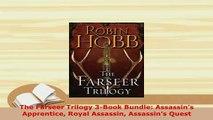 Download  The Farseer Trilogy 3Book Bundle Assassins Apprentice Royal Assassin Assassins Quest  Read Online
