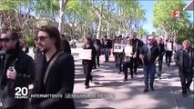 La protestation des intermittents prend de l'ampleur