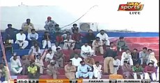 Ahmed Shahzad Brilliant Innings of 143 Runs Against Sindh in Pakistan Cup 2016- Sindh vs KPK