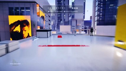 Preview de la bêta privée de Mirror's Edge Catalyst