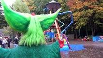 Walibi Holland Halloween Fright Nights Eddie de Clown 20 Oktober 2013