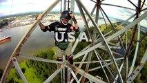 Nuclear Tower & USA Base Jumps - Base Dreams - Ep 2