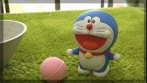 Doraemon Baño de polvo de carácter autobús cuerpo. / Juguete En El Interior! Doraemon Bomba De Baño   HD