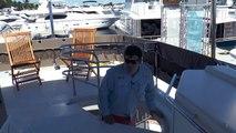 Fountaine Pajot Walkthrough w/ Power Catamaran Expert Wiley Sharp