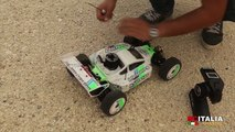 Kyosho Inferno MP9 TKI3 2015 in action! RC cars JUMP