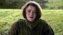 Game of Thrones_ Roast Joffrey - Maisie Williams Impersonates Joffrey (HBO)