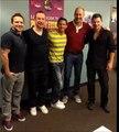 98 Degrees -- Kiss108 Radio Interview
