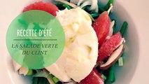 Salade dété du Clint - recette dété GRAZIA