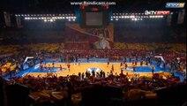 Galatasaray - Strasbourg Maç Öncesi Koreografi! -2016