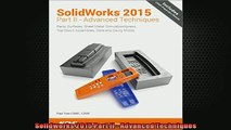 READ THE NEW BOOK   Solidworks 2015 Part II  Advanced Techniques  FREE BOOOK ONLINE