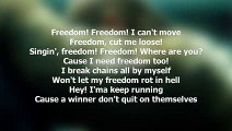 BEYONCÉ - Freedom feat. Kendrick Lamar [Lyrics paroles] __ Lemonade Album 2016