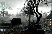 Modern Warfare 2  HK MG4 Red Dot