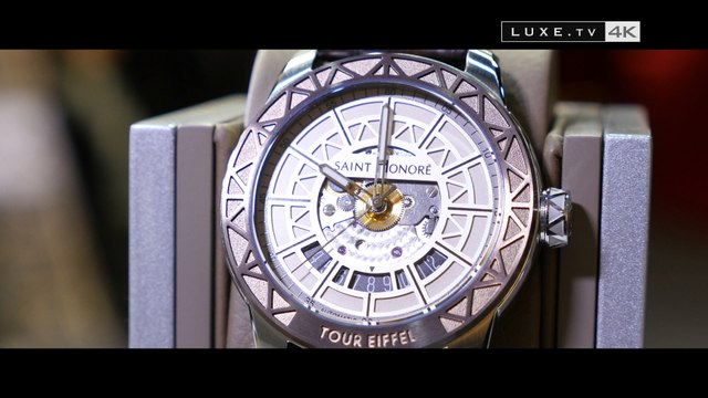 Baselworld: glamour and expertise of the House Saint Honoré