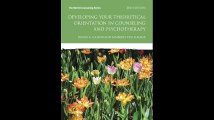 Developing Your Theoretical Orientation in Counseling and Psychotherapy 3rd Edition Merrill Counseling Paperback