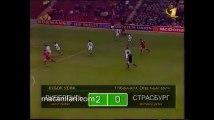 04.11.1997 - 1997-1998 UEFA Cup 2nd Round 2nd Leg Liverpool 2-0 Racing C Strasbourg