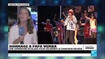 Décès de Papa Wemba : la Côte d'Ivoire rend un dernier hommage à l'idole