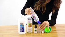 Hand Sanitizer - Day 31 - 31 Days of DIY Cleaners (Clean My Space)