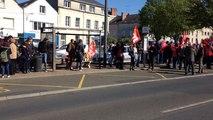 """Manifestation contre la """"loi Travail"""""""