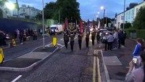 Kilcluney Volunteers (No.1) @ South Down Defenders Parade 28/08/15