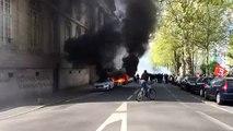 Manifestation contre la loi travail le 28 avril à Nantes