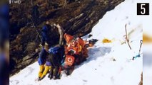 5 People Who Survived the Impossible