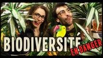 Biodiversité en danger - Les chroniques écologiques du Professeur Feuillage 2x03