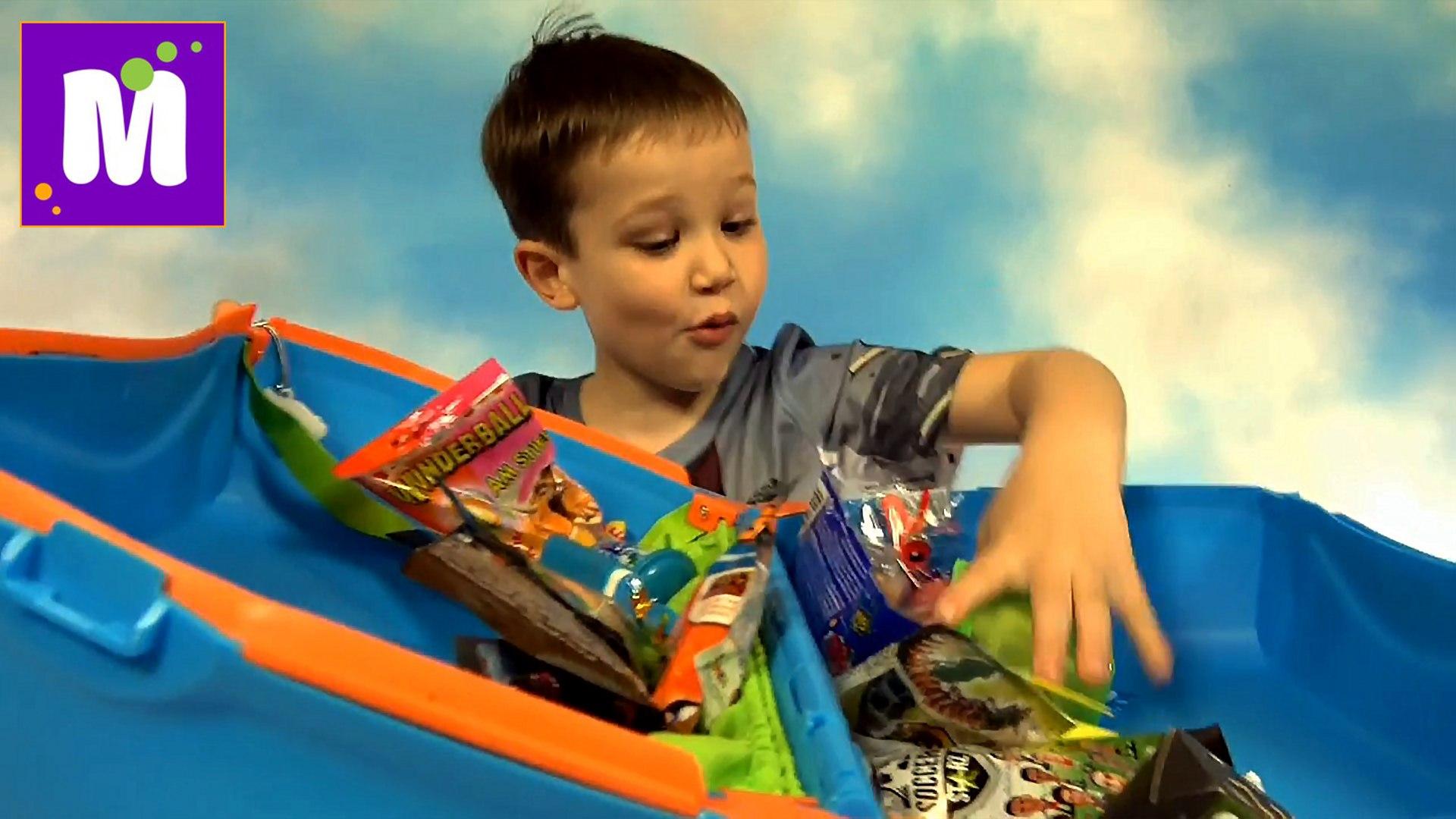Прикольные конфеты сюрпризы игрушки и сладости из Германии новое видео Макс 2016 Funny candy surpris