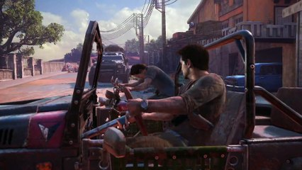 Uncharted 4 A Thief's End - Spot TV Jap 1 de Uncharted 4 : A Thief's End