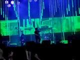 Radiohead at Victoria Park 24/06/2008-Thom Yorke dancing:)