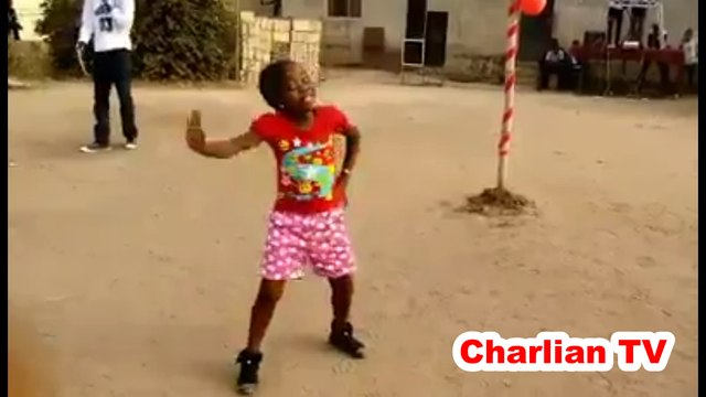 Can Emmanuella Of Mark Angel Comedy with Emmanuella dance better than the street kids dancers..Watch this and let us know..A must watch