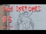 Old Sketches 5 | Ninja's | TBT Sketches