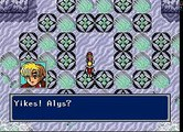 Phantasy Star IV - Boss #20: Alys