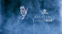 Dubfire Live @ Resistance Stage, Ultra Music Festival 2016